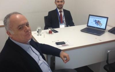 WTC Istanbul decor van gesprekken tussen Turkse bedrijven en ondernemers uit Oost-Nederland