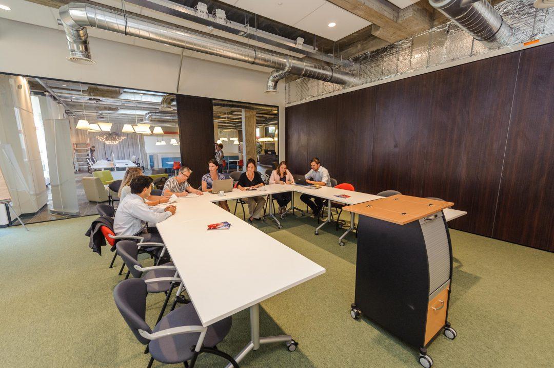 Interieur WTC Twente