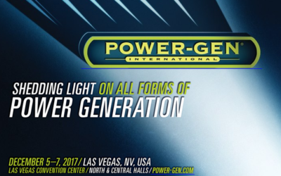 POWER-GEN International, Las Vegas | 5 – 7 december 2017