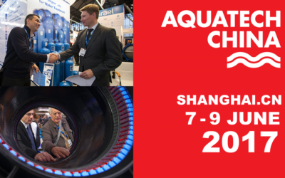 Aquatech China | 7 – 9 juni 2017