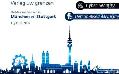 Cybersecurity en Personalised Medicine | 1-3 mei 2017