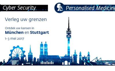 Cybersecurity en Personalised Medicine | 1-3 mei 2017