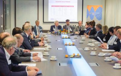 Jaarvergadering WTC Twente Business Club | 11 mei 2017