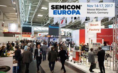 SEMICON Europa, München | 14 – 17 november 2017
