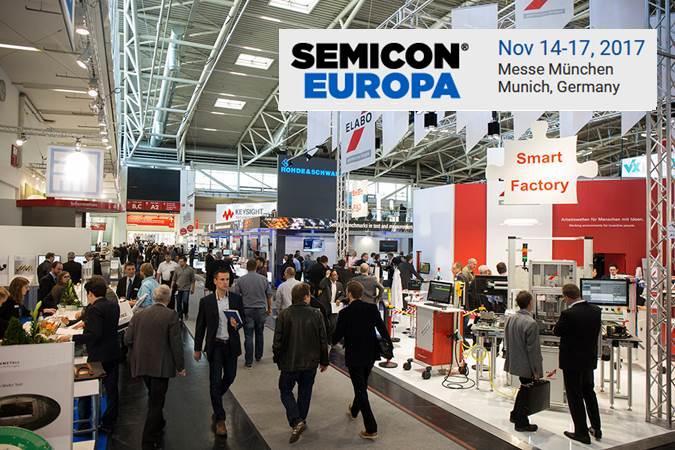 SEMICON Europa, München | 14 – 17 november 2017