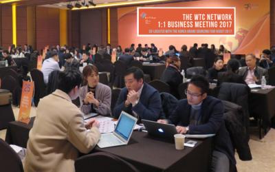 WTC Network 1:1 Business Meeting 2017, Seoul | 28 – 29 november 2017