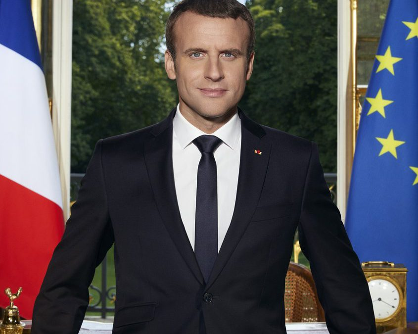 De economische politiek van Emmanuel Macron