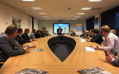 Landenbijeenkomst WTC Twente Business Club | 6 december 2018