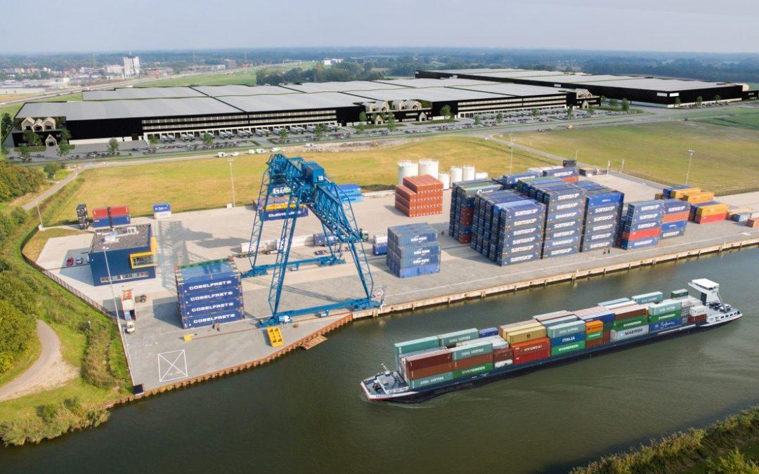 12 september 2018 – Bijeenkomst WTC Twente Business Club: logistieke ontwikkelingen XL-Park