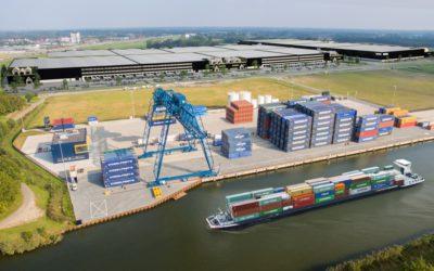 12 september 2018 Hengelo | Bijeenkomst WTC Twente Business Club: logistieke ontwikkelingen XL-Park