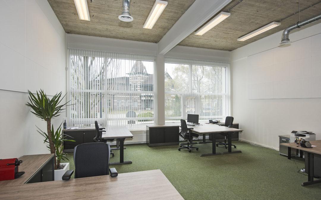 Alle kantoren in nieuwe WTC Twente verhuurd. Nieuwe kantoren in aanbouw