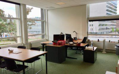 Te huur: centraal gelegen kantoor in World Trade Center Twente