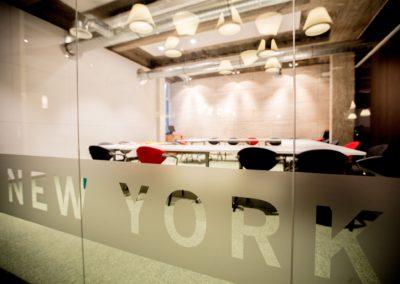 Zaal New York voor vergaderingen