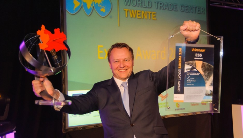 Easy Drain WTC Twente Export Award 2013