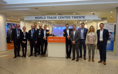 Succesvolle deelname bedrijven uit Twente en Achterhoek aan Medical Devices Meetings in Stuttgart