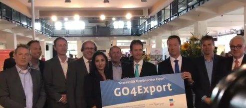 Provincie Overijssel geeft met GO4Export impuls aan export mkb