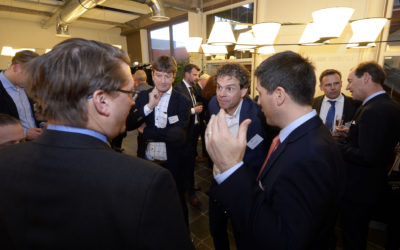 12 juni zomerborrel WTC Twente Business Club