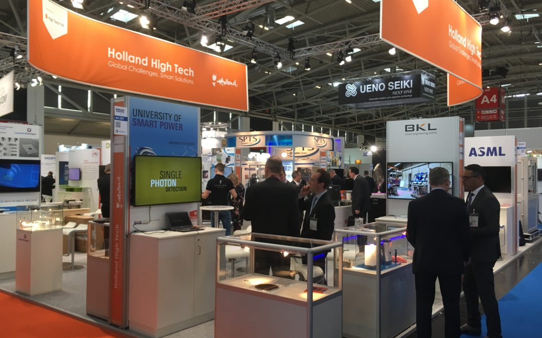 12-15 november 2019 | Semicon Europa in München