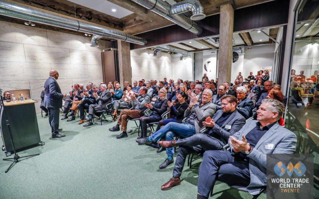 Nieuwe Zijderoute brengt handel naar Twente