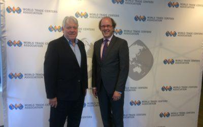 Directeur Freerk Faber gekozen in wereldwijd WTC bestuur