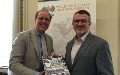 Navigating Uncertainty – the WTCA Trade & Investment report