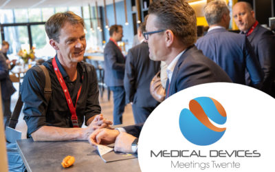 Terugblik: Medical Devices Meetings Twente 2019
