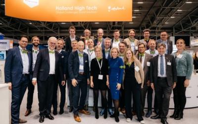 Bedrijven uit Oost-Nederland succesvol op Semicon Europa