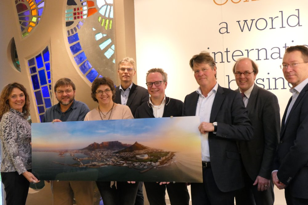 Gouden loper voor Zuid-Afrikaanse bedrijven in Twente