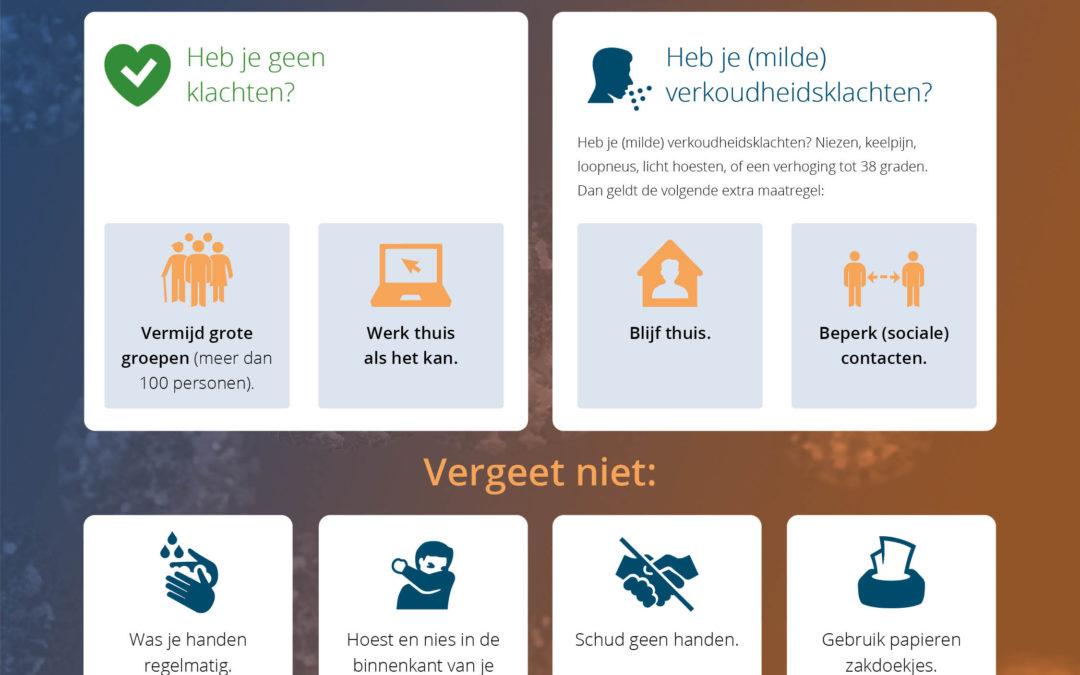 Infographic Rijksoverheid/RIVM richtlijn (download)