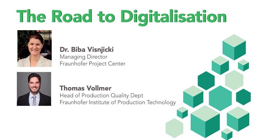De weg naar digitalisatie: welke vragen zou u moeten stellen?