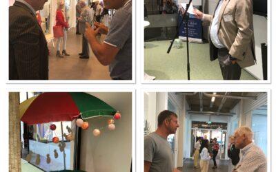 Volop genetwerkt tijdens zomerborrel WTC Twente Business Club