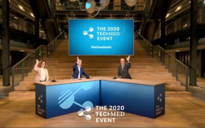 Terugblik op een geslaagd TechMed Event van het UT TechMedCentre en World Trade Center Twente