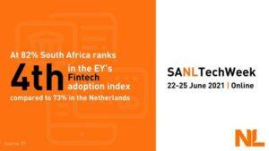 Virtuele Techmissie SANLTechweek Zuid-Afrika