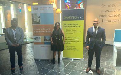 SmartTechNXT, World Trade Center Twente and South African Embassy identify business opportunities