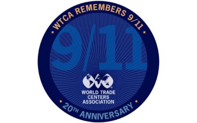 World Trade Centers Association herdenkt de gebeurtenissen op 11 september 20 jaar geleden