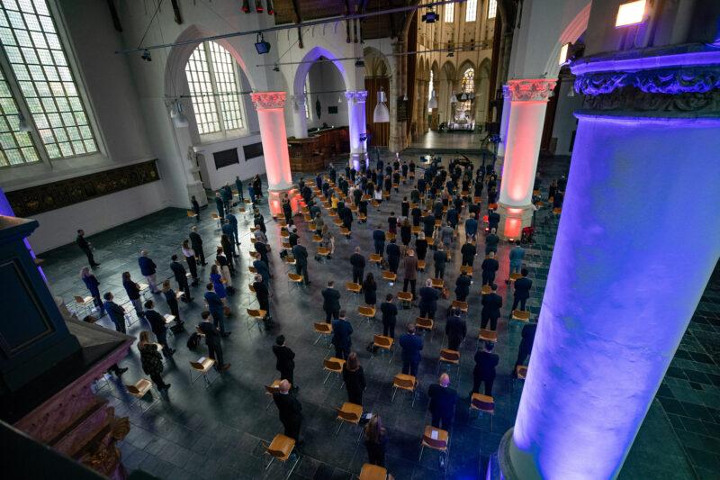 Foto: George Deswijzen voor U.S. Embassy Den Haag